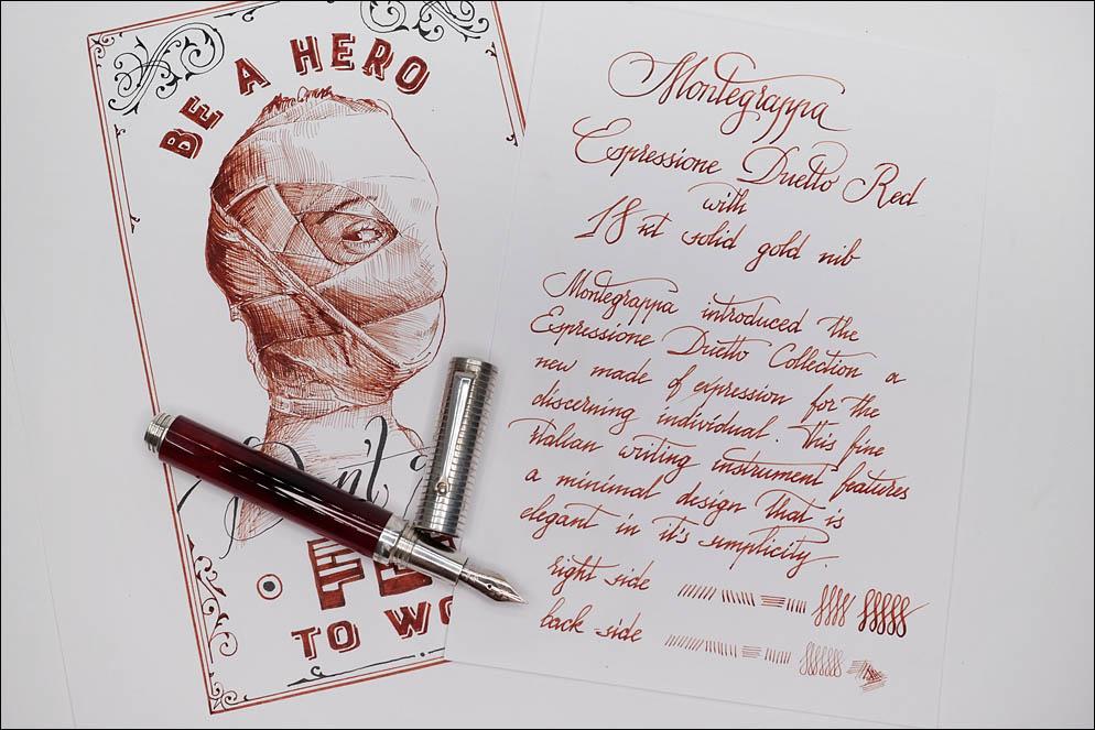 Montegrappa Espressione Duetto. Lenskiy.org