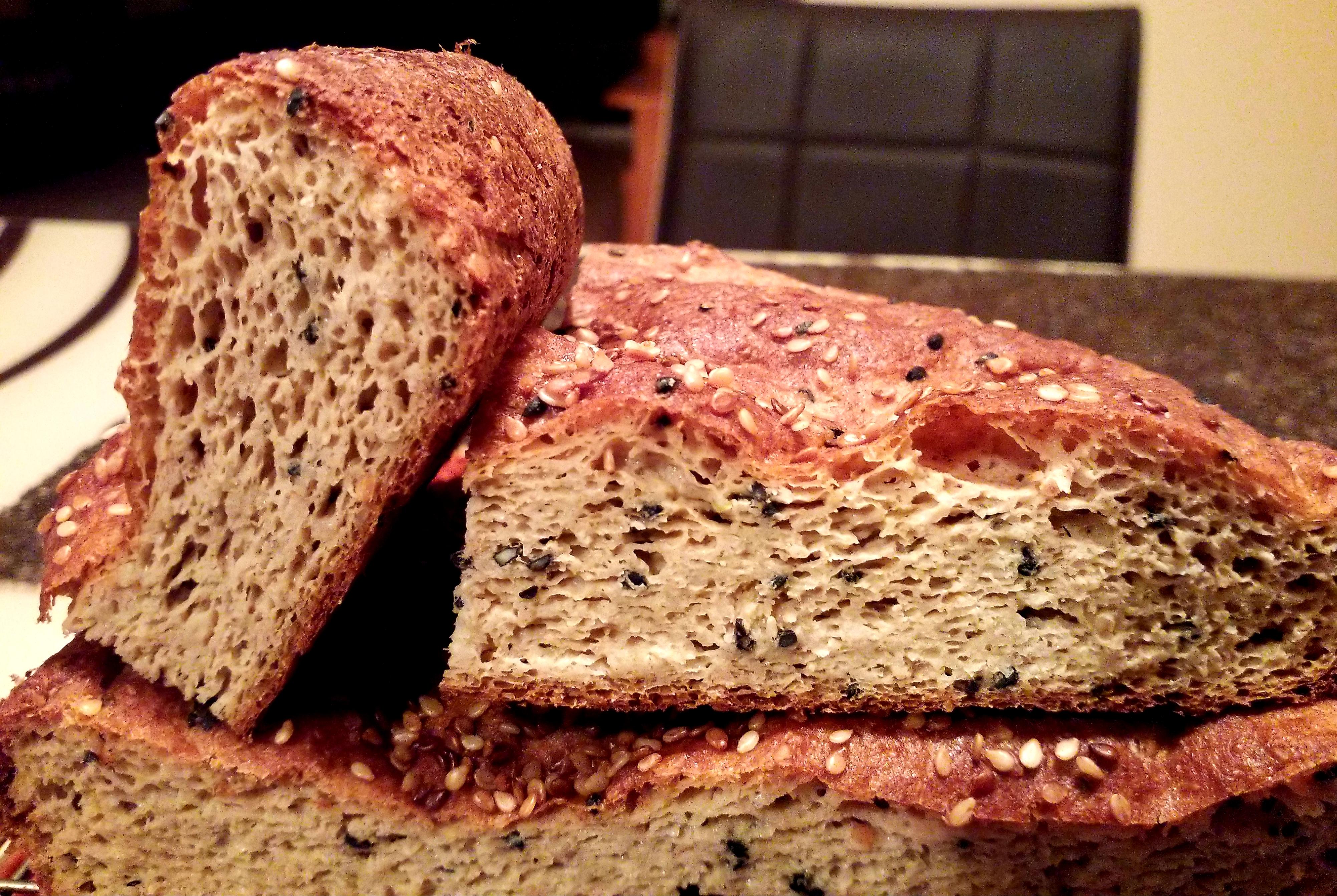 Подскажите тыквенный хлеб для диабетика