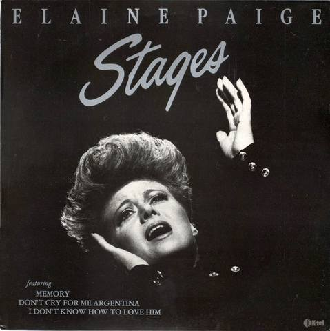 Elaine Paige ‎– Stages(1983)