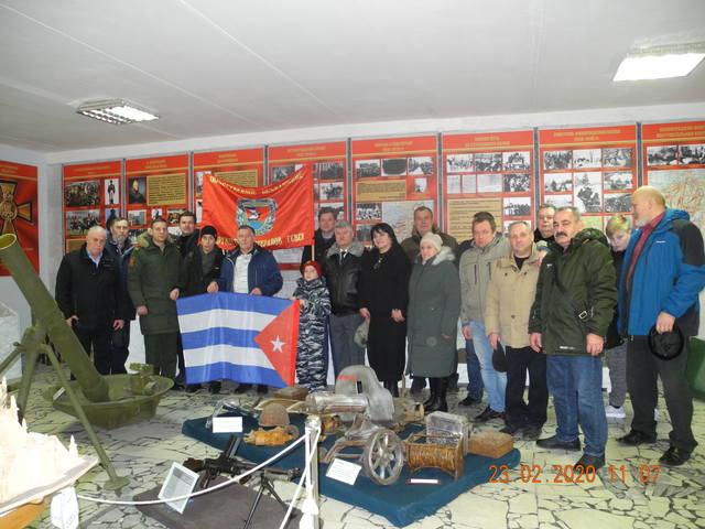 Встреча 23 февраля 2020 г. в Сертолово-2.