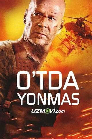 O'tda yonmas
