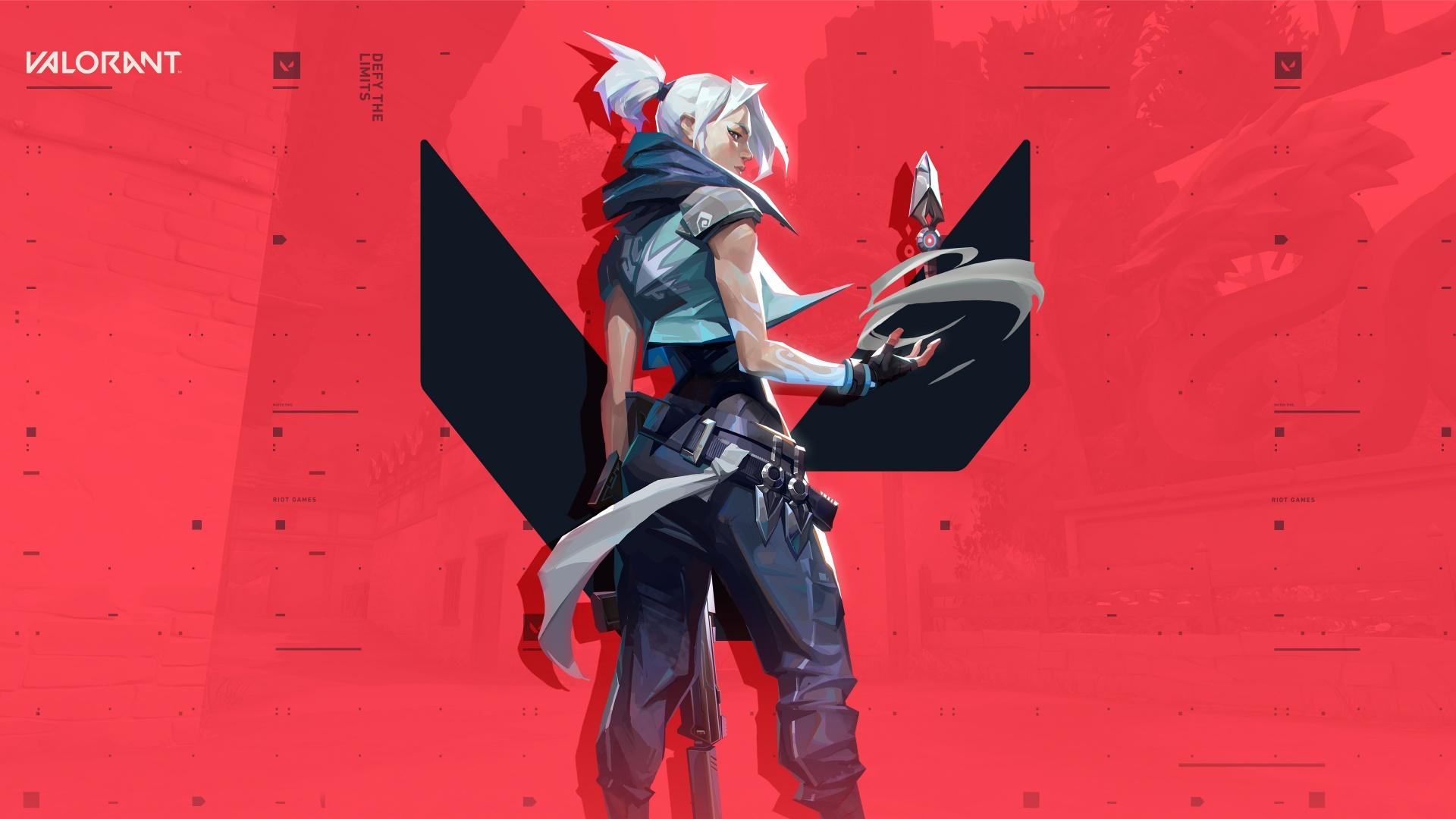 В сеть слили название шутера от авторов League of Legends и скриншот с персонажем