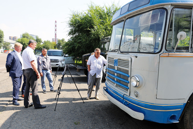 Автобус ЗИЛ-158