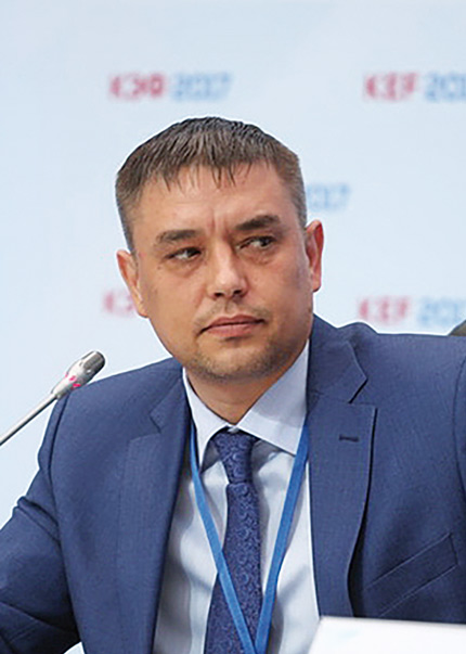 Управляющий директор «РУСАЛ Красноярск»  Евгений Курьянов