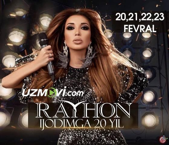 Rayhon show 2020 to'liq