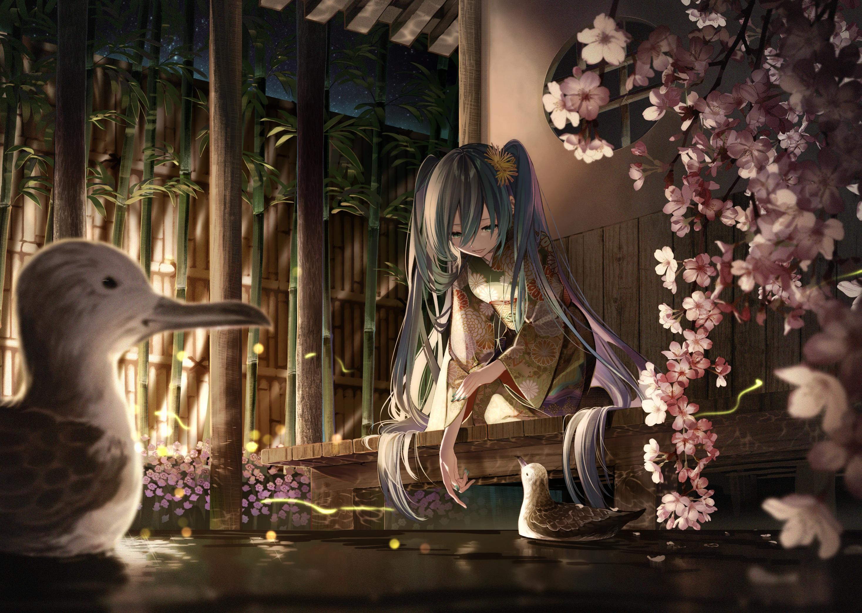 Anime arts