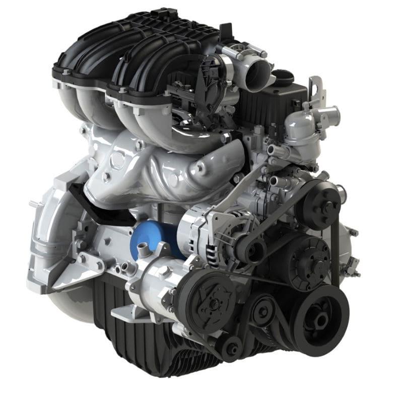 Двигатель EvoTech 3.0