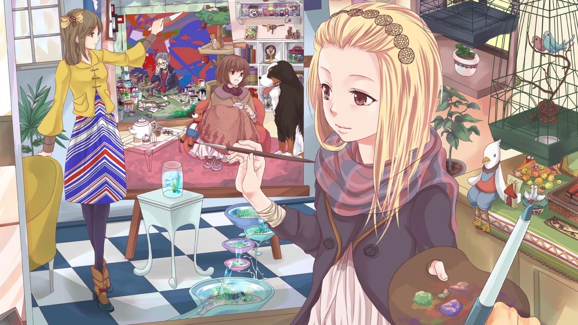 Аниме-художница обвинила Sony в продаже ее работы без разрешения