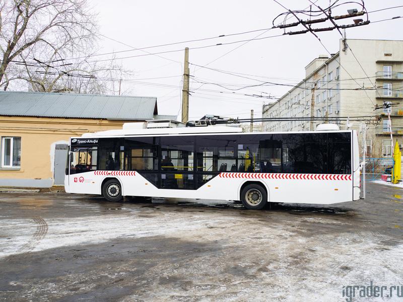 Троллейбус ВМЗ 5298-0000010-01 «Авангард»