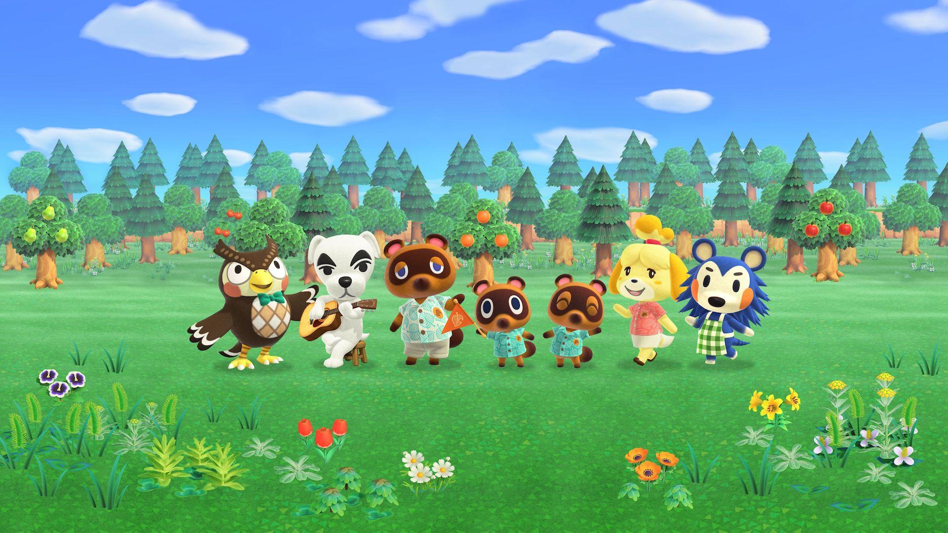 Обзор Animal Crossing: New Horizons — маленький остров больших возможностей