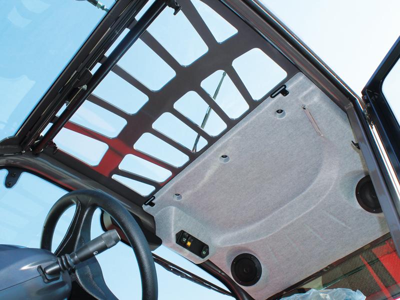 Телескопический погрузчик Manitou MLT-X 735-120 LSU