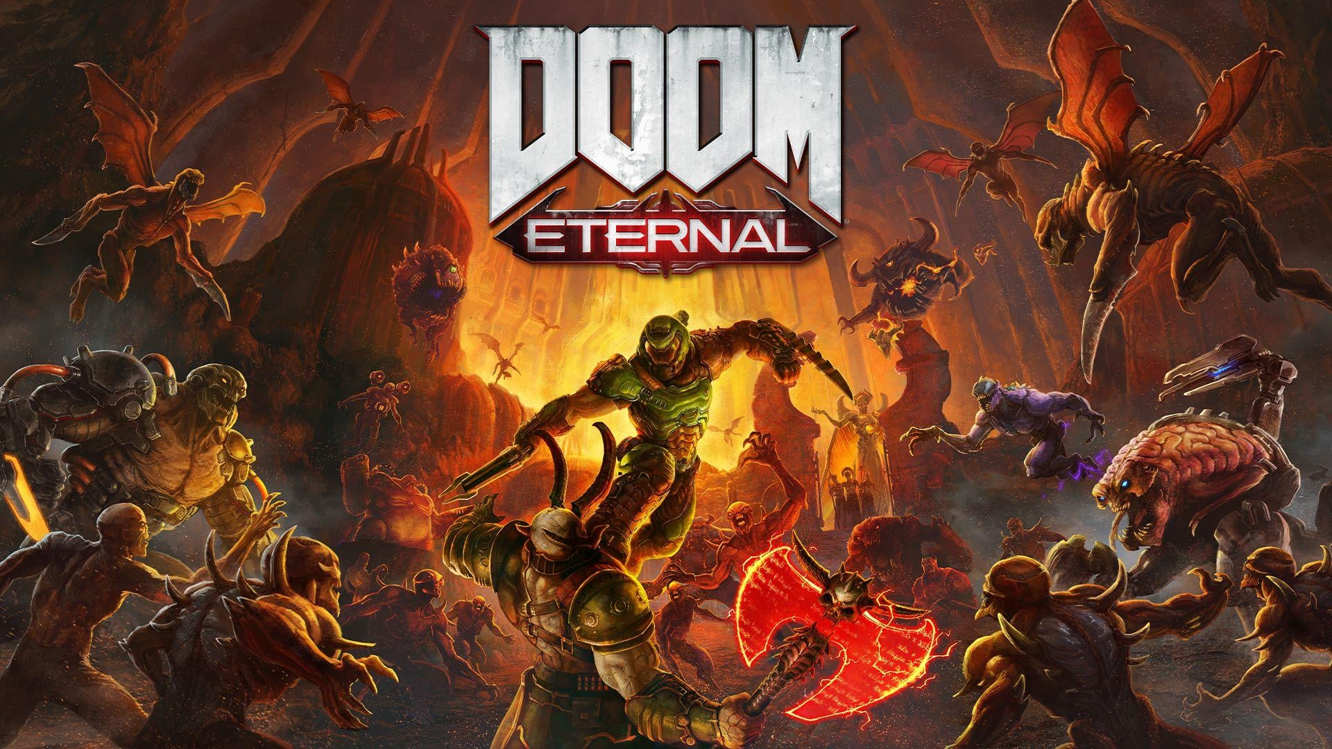 Обзор Doom Eternal - ад на Земле