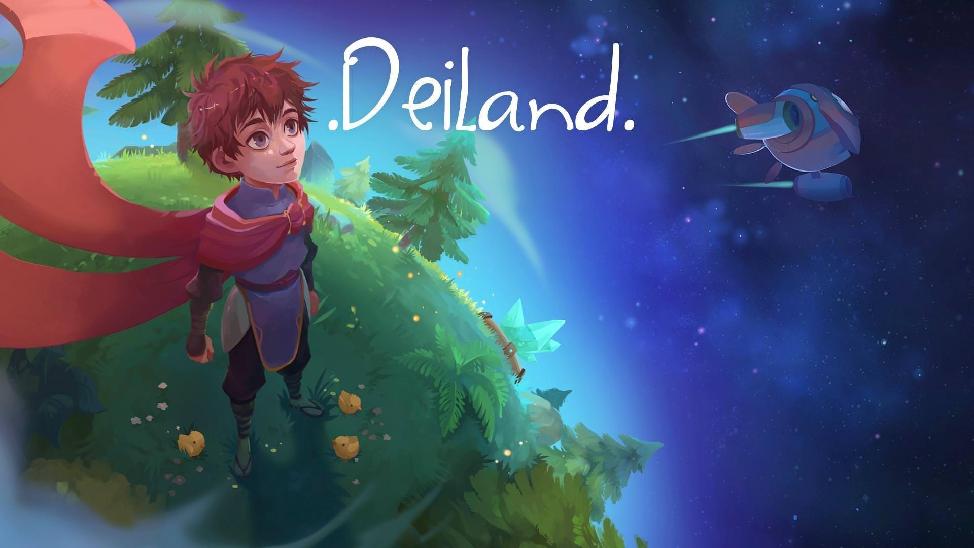 Халява: в Steam бесплатно и навсегда раздают RPG Deiland
