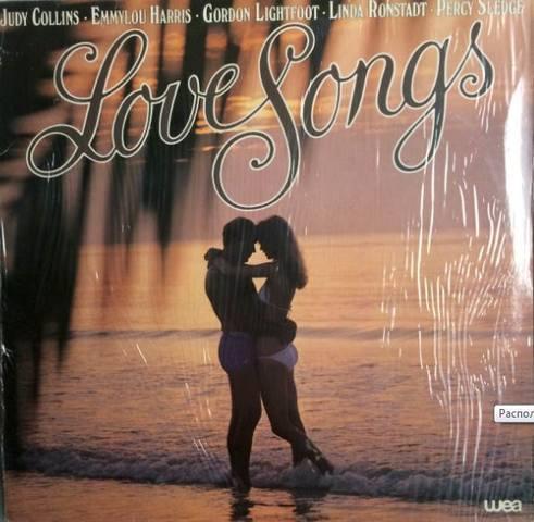 Various – Love Songs(1980)