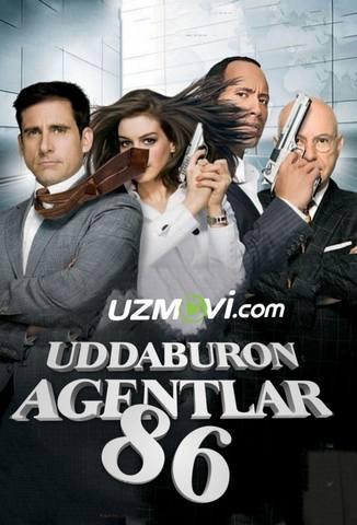 Uddaburon agentlar 86