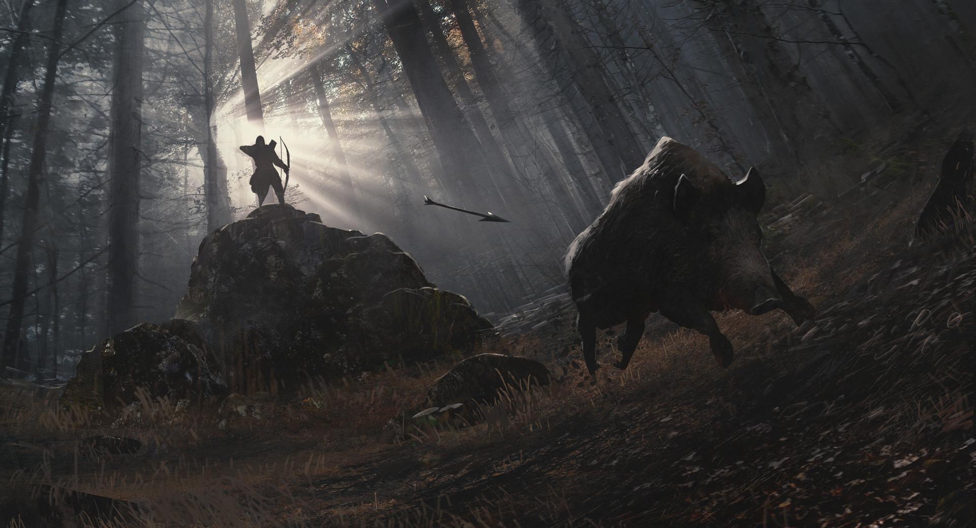 Вышел первый геймплей новой RPG Medieval Dynasty