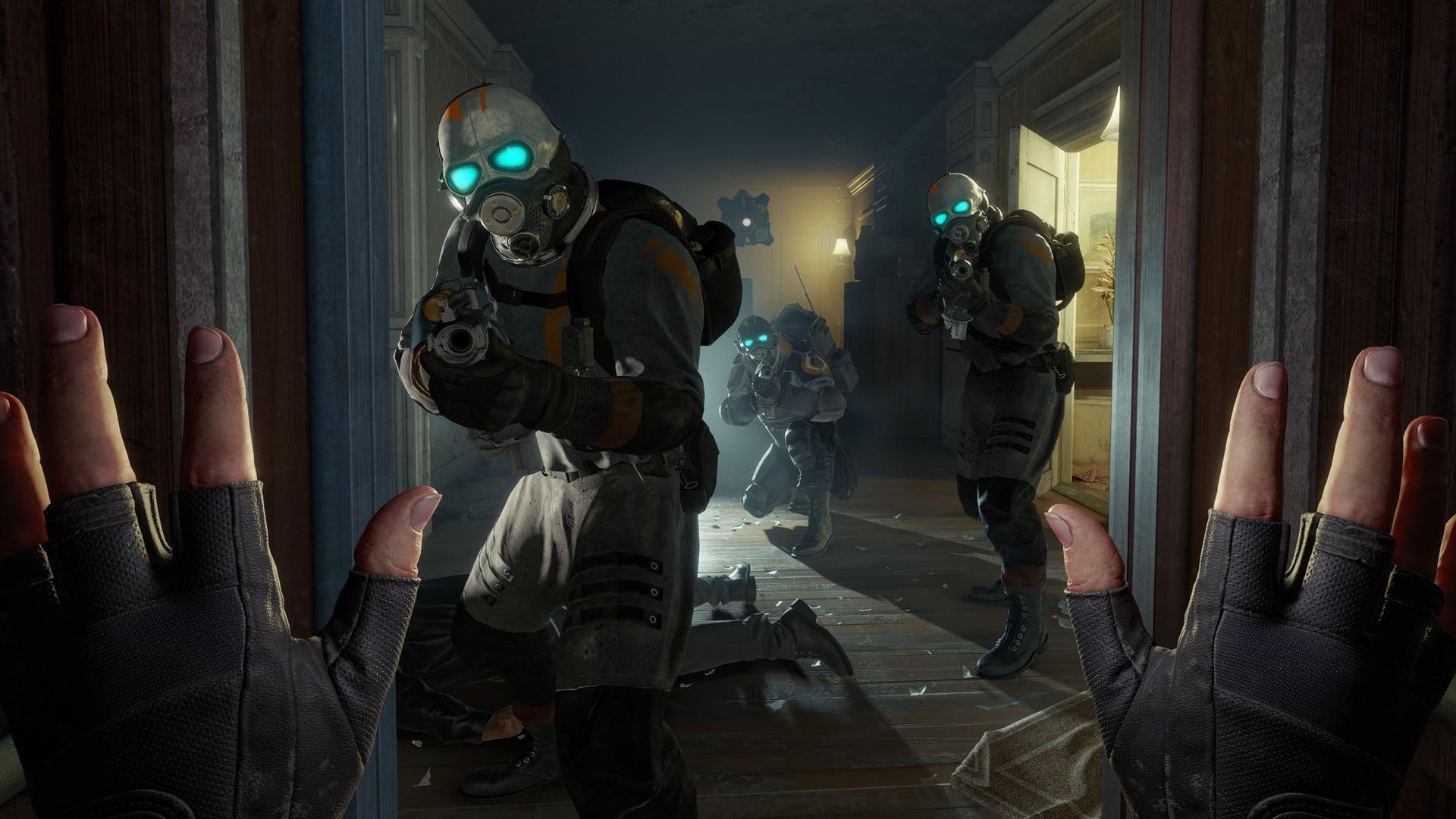 Первые оценки Half-Life: Alyx ошеломительны
