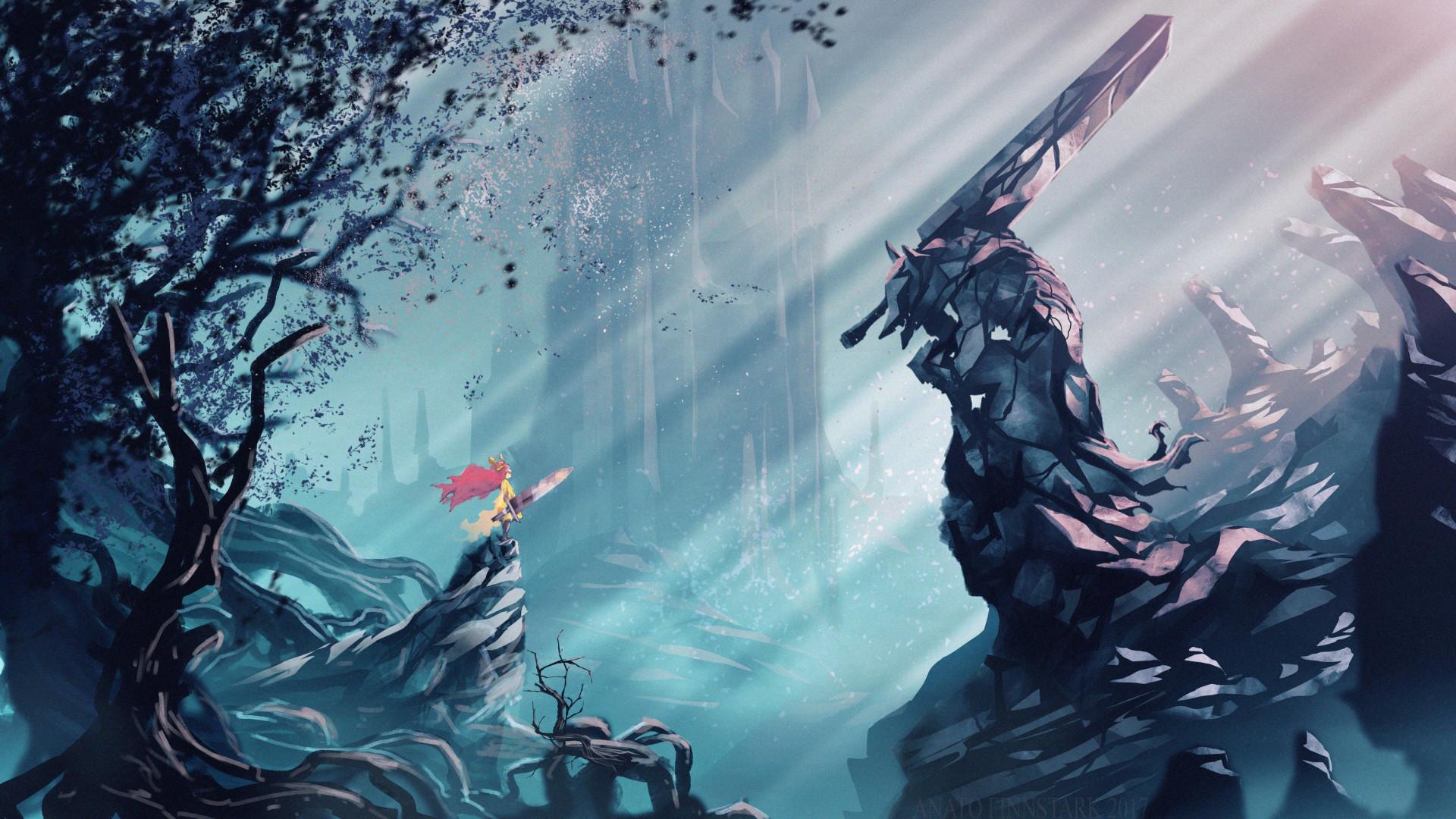 Халява: Ubisoft дарит отличный платформер Child of Light для PC