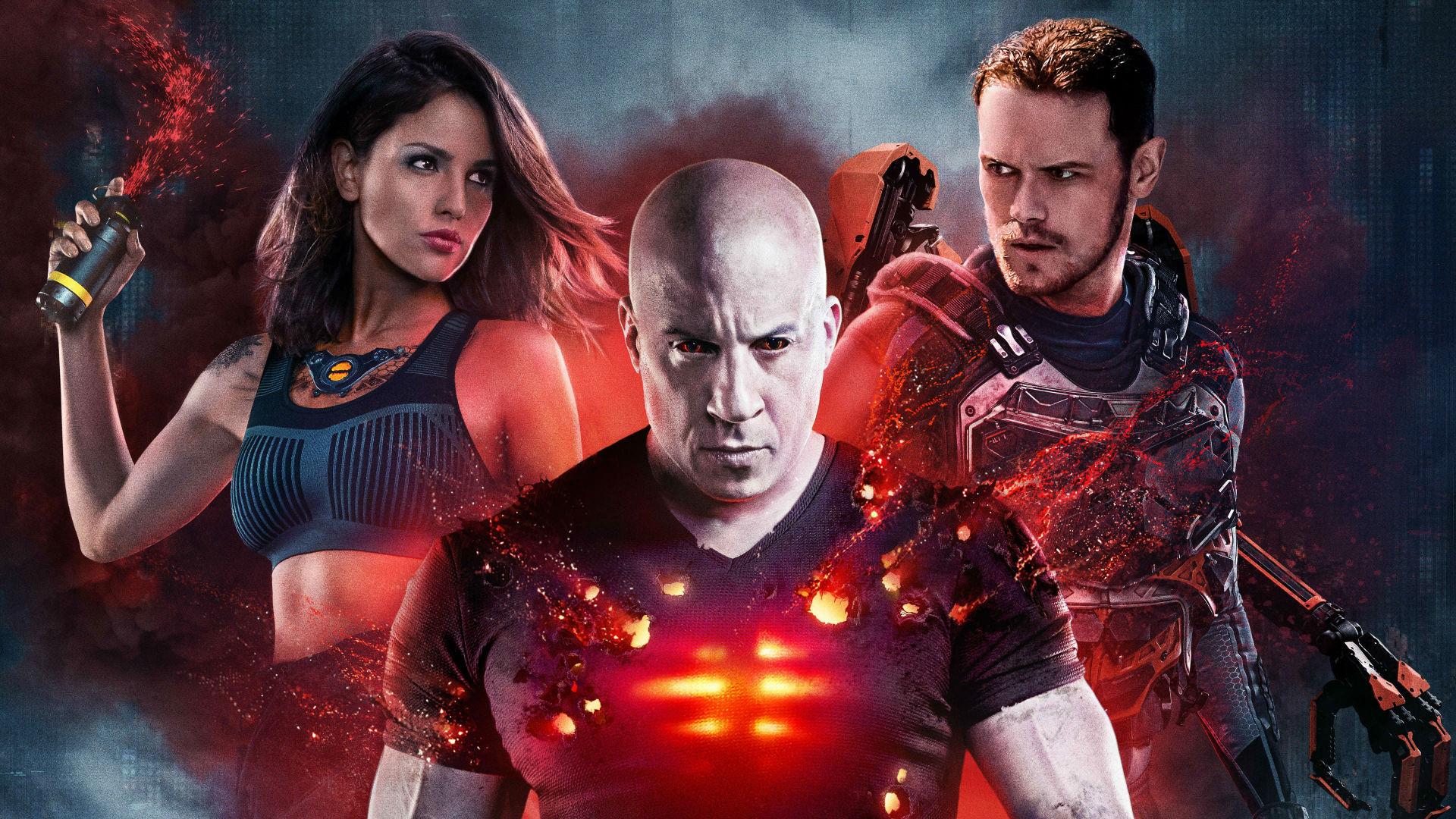 В сеть выложили удаленную сцену из супергеройского фильма «Бладшот»