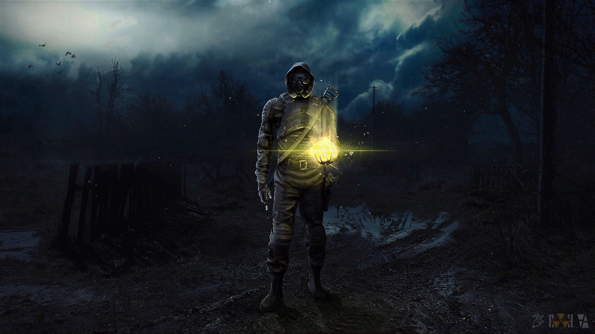 «Ray of Hope» - доклад о работе с мутантами!