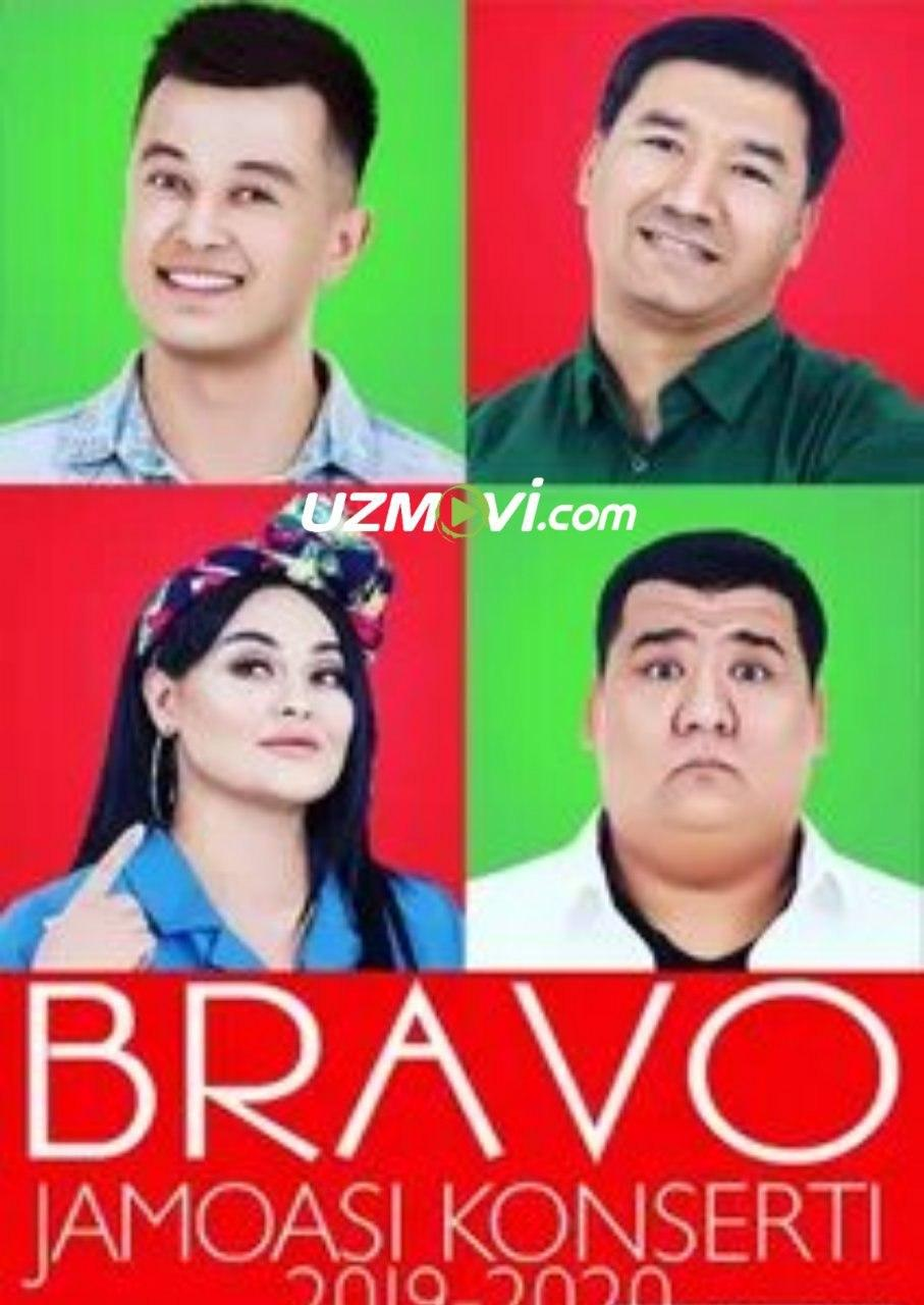 Bravo jamoasi konsert dasturi 2020 Premyera to'liq