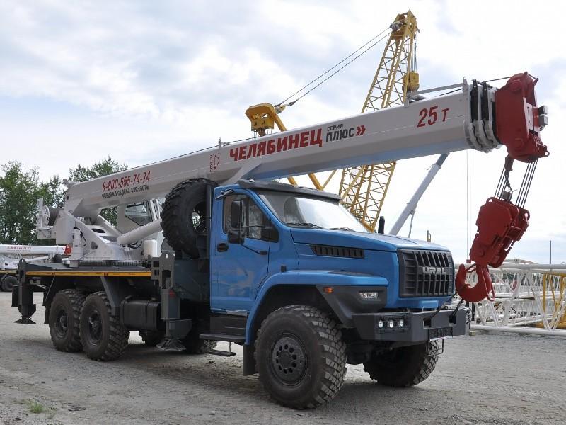 Автокран КС-55732-28