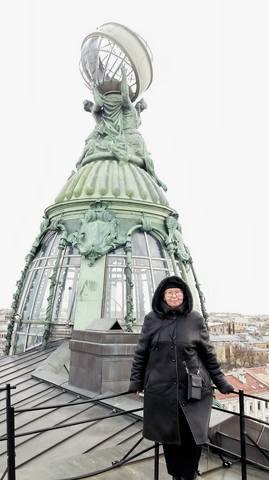 СПб на крыше Дома Зингер _200314 14-40
