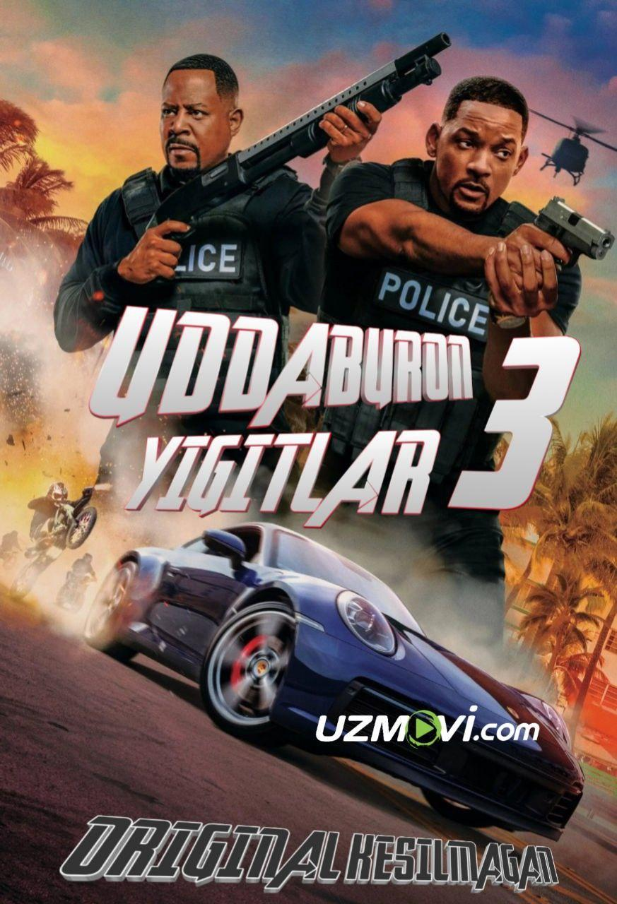Uddaburon yigitlar 3 Premyera Uzbek O'zbek tilida kesilmagan HD
