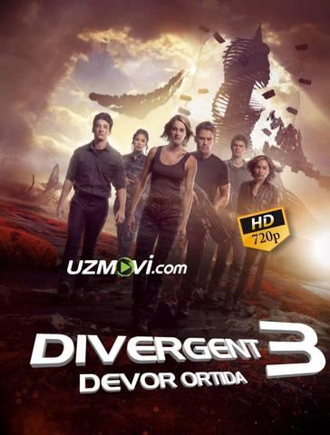 Divergent 3: Devor ortida Uzbek tilida