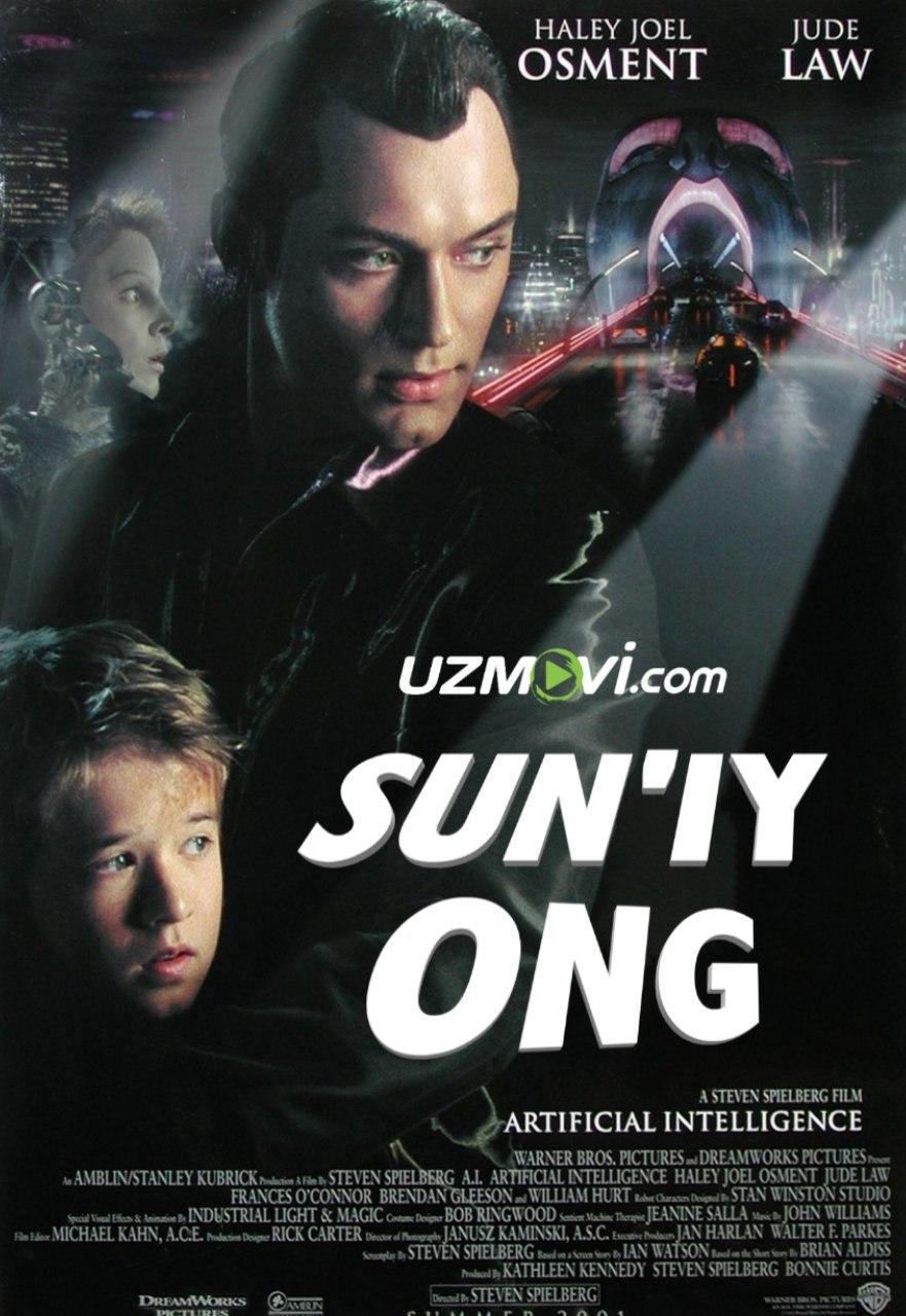 Suniy Ong Ro'yo Uzbek tilida