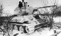"""Т-34 """"Челябинские колхозники"""""""
