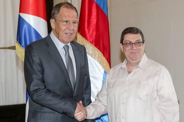 Куба и Россия празднуют 60-летие установления дипломатических отношений