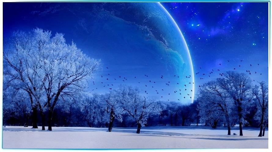 снег во снах