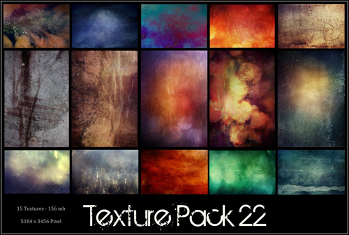 Photoshop Textures Pack 22