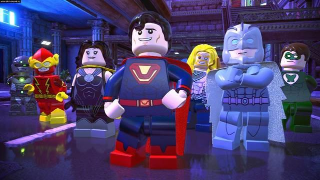 LEGO DC Super Villains – Deluxe Edition *2018* (ver.1.0.0.14183) [+DLCs] [MULTI-PL] [EXE]