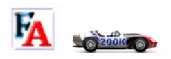 AvtandiLine, юбилейная 200К аэрография для Ferrari 250 Testa Rossa