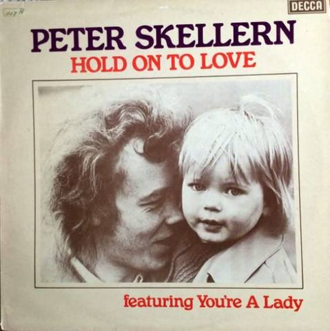 Peter Skellern ‎– Hold On To Love(1975)