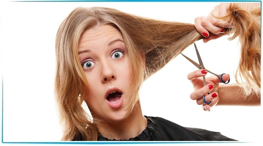 обрезать волосы сон