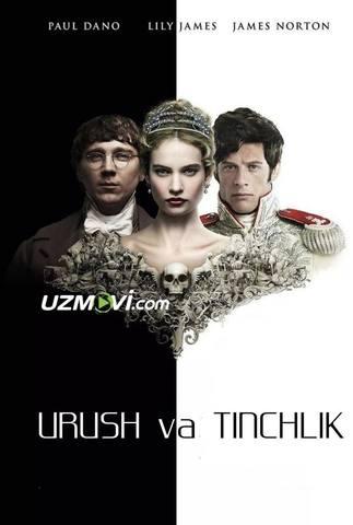 Urush va tinchlik uzbek tilida