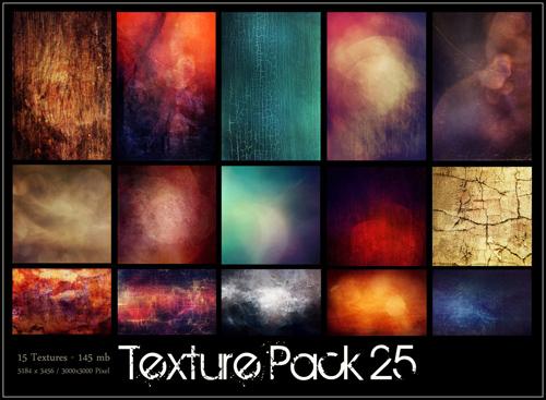 Photoshop Textures Pack 25