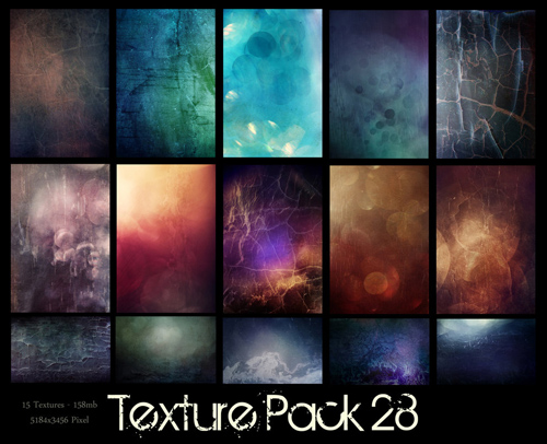 Photoshop Textures Pack 28