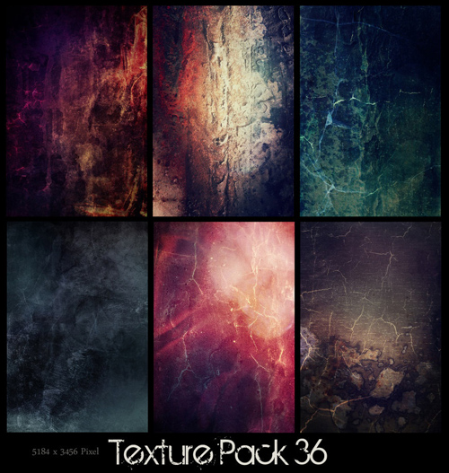 Photoshop Textures Pack 36