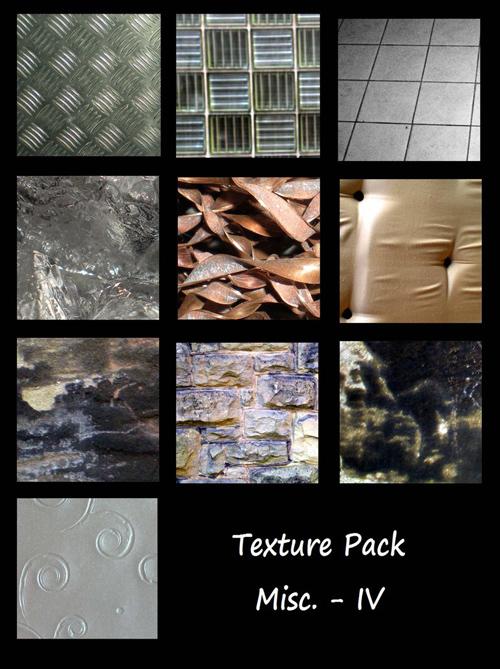 Mix Textures, part 4