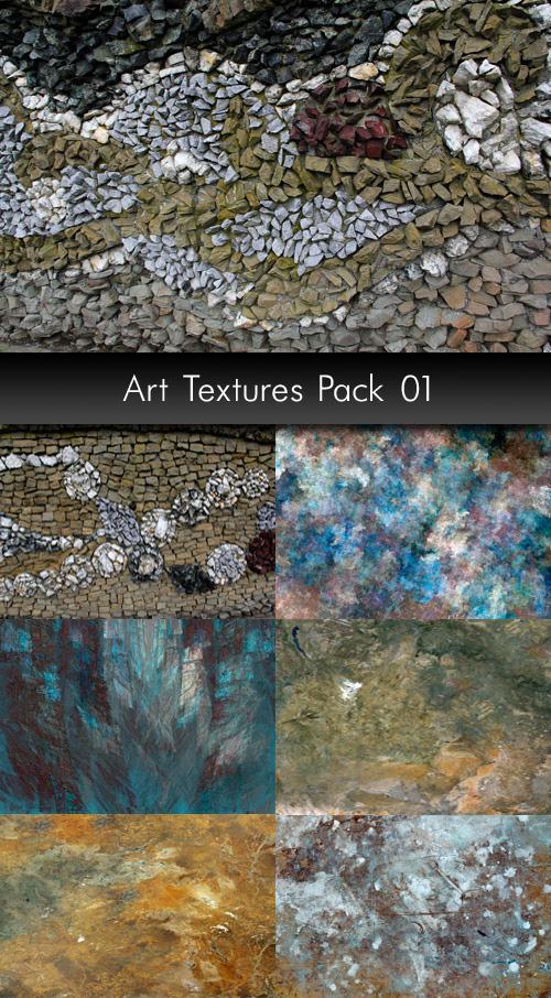 Art Textures, pack 1