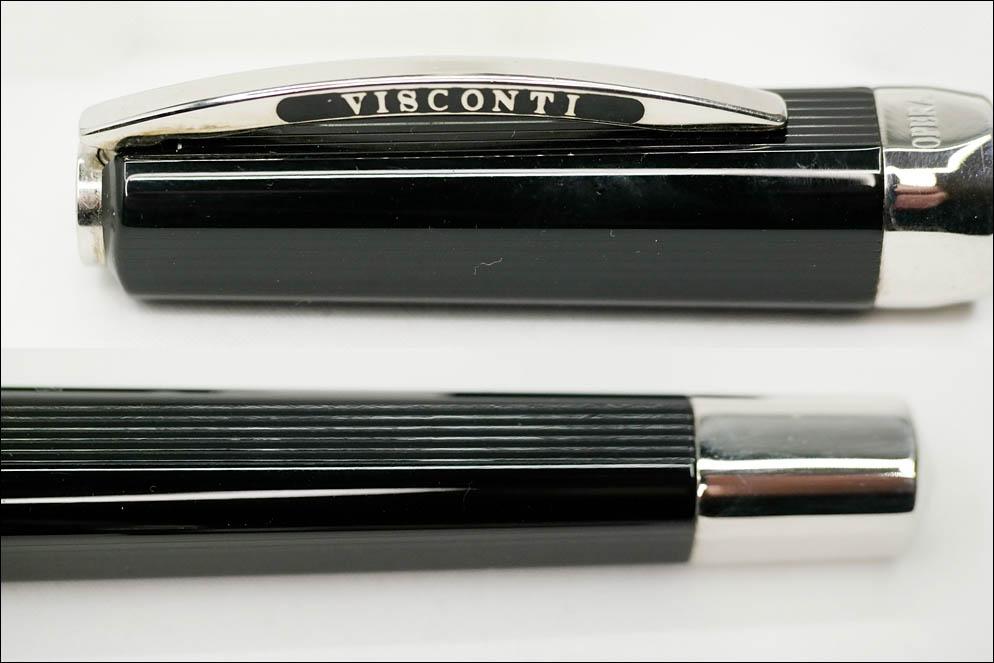 Visconti Opera Black Guilloche. Lenskiy.org
