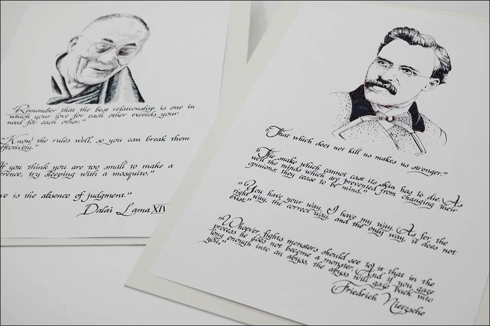 Friedrich Nietzsche n Dalai Lama quotes. Lenskiy.org