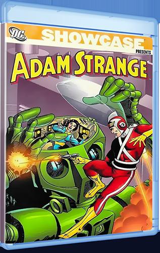 Витрина DC: Адам Стрэндж / DC Showcase. Adam Strange (Батч Лукич / Butch Lukic) [2020, США, мультфильм, короткометражка, фантастика, боевик, BDRemux 1080p] MVO (NewStation)+ Original + Rus, Eng Sub