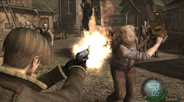 Resident Evil 4: Ultimate HD Edition *2014* - ver.1.06 [MULTI-ENG] [EXE]