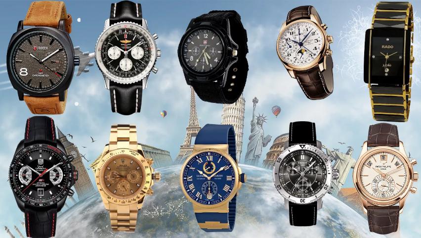 Интернет-магазин часов на QNITS
