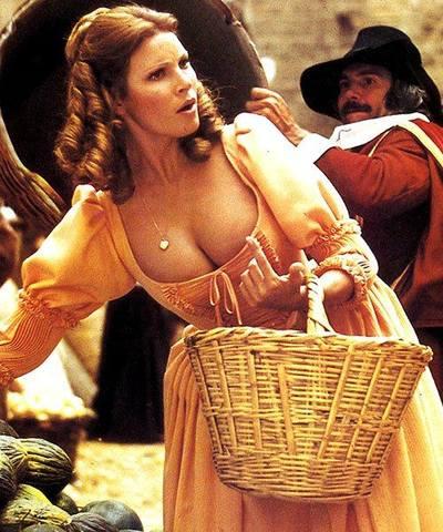 Такие разные Констанции. Актрисы, исполнившие роль возлюбленной д'Артаньяна